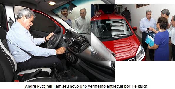 Resultado de imagem para puccinelli e o uno vermelho