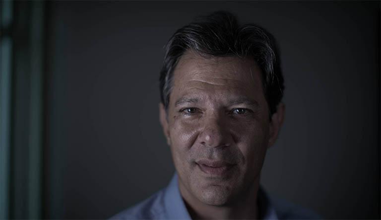 """Resultado de imagem para Haddad: """"Nunca vou negar meu vínculo com Lula"""""""